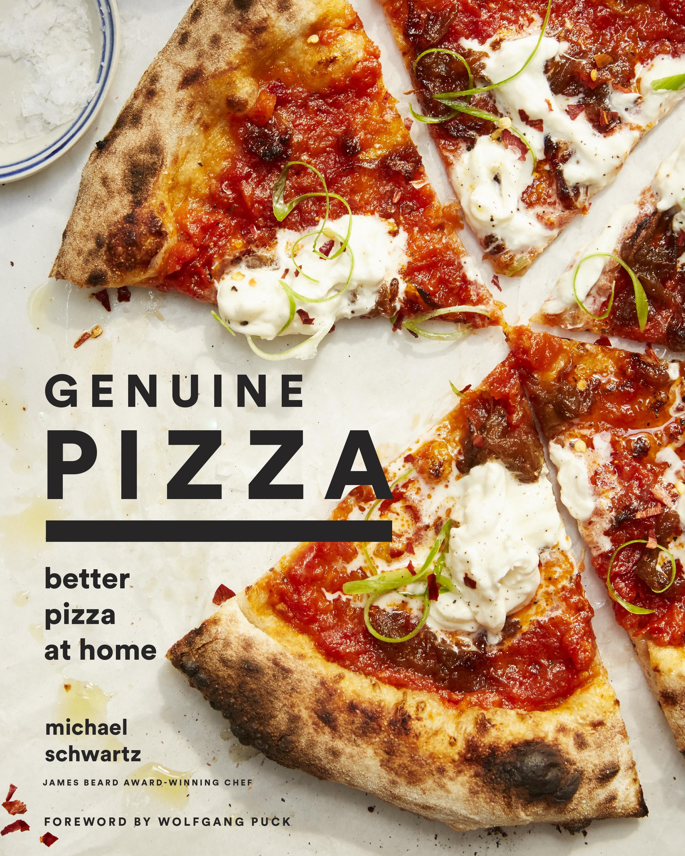 Genuine Pizza cover